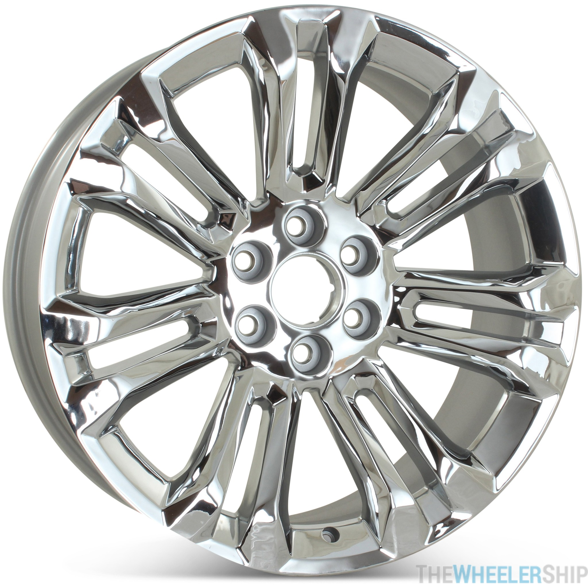 New 22 Alloy Replacement Wheel For Cadillac Escalade 2018 2019 Rim 5666