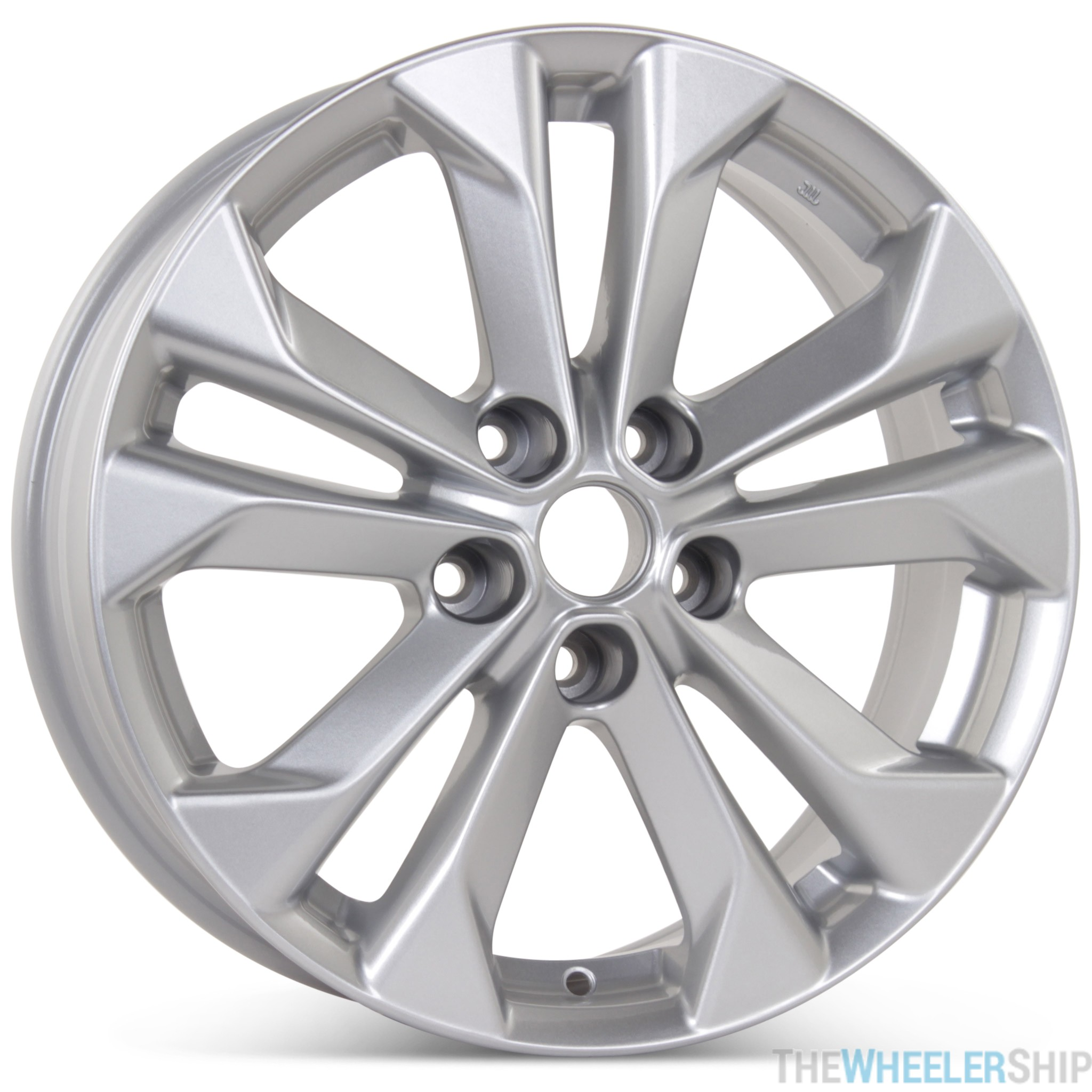 2014 2016 Nissan Rogue Wheels Nissan 17 Inch Alloy Wheels
