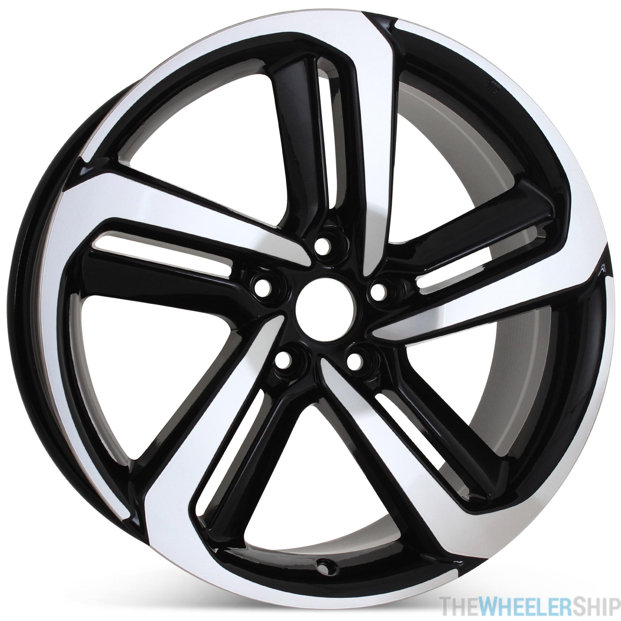 Honda Factory Rims >> New 19 X 8 5 Replacement Wheel For Honda Accord Sport 2018 2019 Rim 64127
