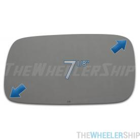 New Mirror Glass Replacements For Saab 9-3 9-5 900 1994-2003 Driver Left Side