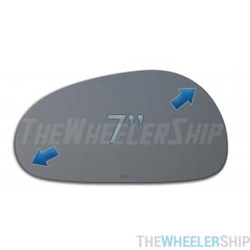 New Mirror Glass Replacements For Ford Mustang 1994-2004 Driver Left Side