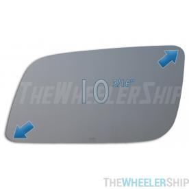 New Mirror Glass For Chevy Chevrolet GMC Astro Safari Van Driver Left Side