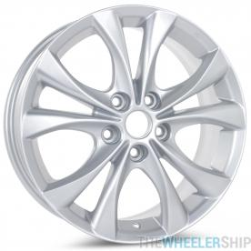 "Brand New 17"" x 7"" Replacement Wheel for Mazda 3 2010-2011 Rim 64929"