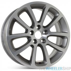 "Brand New 18"" x 7.5"" Ford Fusion 2008 2009 Factory OEM Wheel Machined W/ Silver Rim 3705"