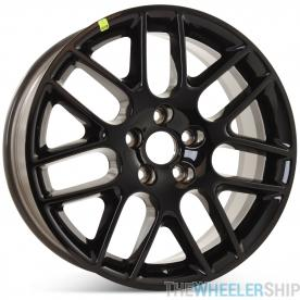 "Brand New 18"" x 8"" Ford Mustang 2012 2013 2014 Factory OEM Wheel Gloss Black Rim 3886"