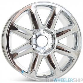 "New 20"" Wheel for GMC Sierra Denali Yukon XL 2007 2008 2009 2010 2011 2012 2013 2014 Rim Chrome 5304"