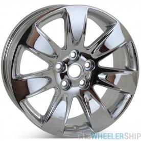 "New 18"" Alloy Replacement Wheel for Buick Lacrosse Regal 2010 2011 2012 2013 2014 2015 2016 Rim 4095 Chrome"