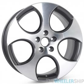 "18"" x 7.5"" Replacement Wheel for Volkswagen GTI Golf Jetta 2005-2011 Rim 69822 Open Box"