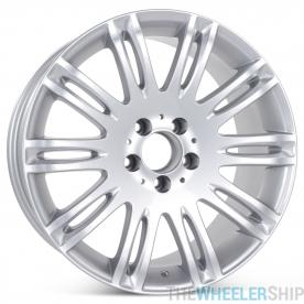 "18""  x 9"" Rear Replacement Wheel for Mercedes E350 E550 2007-2009 Rim 65433 Open Box"