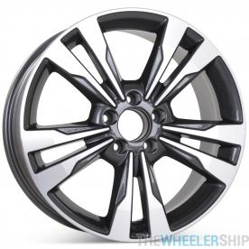 "New 18"" x 8.5"" Alloy Replacement Wheel for Mercedes E-350 2014 2015 2016 Rim 85397"