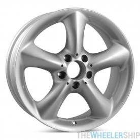 "17"" x 8.5"" Replacement Rear Wheel for Mercedes 2003 2004 2005 2006 Rim 65289 Open Box"