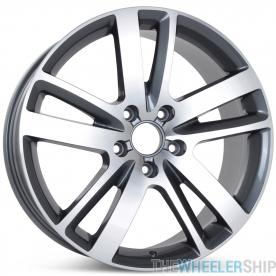 "New 20"" x 9"" Alloy Replacement Wheel for Audi Q7 2010 2011 2012 2013 2014 2015 Rim 58862"
