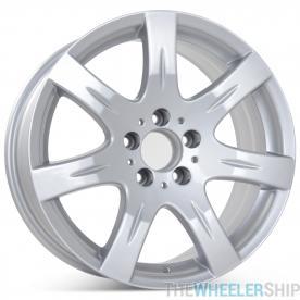 """New 17"""" x 8.5"""" Replacement Wheel for Mercedes E350 E550 2007 Rim 65511"""
