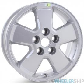 "Brand New 16"" x 7"" Ford Escape 2008 2009 2010 2011 2012 Factory OEM Wheel Silver Rim 3678"