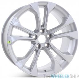 "Brand New 19"" x 8.5"" Ford Taurus 2013  2014  Factory OEM Wheel Silver Rim 3924"