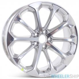 "Brand New 20"" x 8"" Ford Taurus 2013 2014 2015 2016 2017 Factory OEM Wheel Polished Rim 3927"