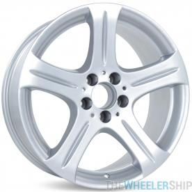 "Brand New 18"" x 9.5"" Replacement Wheel for Mercedes CLS500 CLS550 2006-2007 Rim 65372"