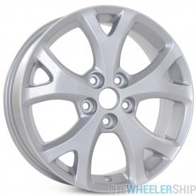 "New 17"" x 6.5"" Alloy Replacement Wheel for Mazda 3 2007 2008 2009 Rim 64895"
