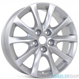 "New 17"" X 7.5"" Alloy Replacement Wheel for Mazda 6 M 2012 2013 2014 2015 2016 2017 Rim 64957"
