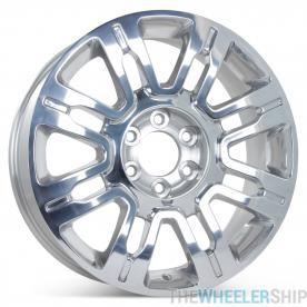 "New 20"" x 8.5"" Alloy Replacement Wheel for Ford F150 Expedition 2009 2010 2011 2012 2013 2014 Rim 3788"