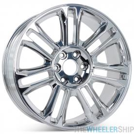 "New 22"" x 9"" Replacement Wheel for Cadillac Escalade Platinum Rim 5358"