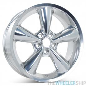 "New 18"" x 8.5"" Replacement Wheel for Ford Mustang 2006 2007 2008 2009 Rim 3648 Polished"
