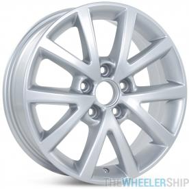 "16"" Alloy Replacement Wheel for Volkswagen Jetta 2010 2011 2012 2013 2014 2015 Rim 69897 Open Box"