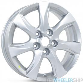 "New 16"" x 6.5"" Replacement Wheel for Mazda 3 2010 2011 Rim 64927"