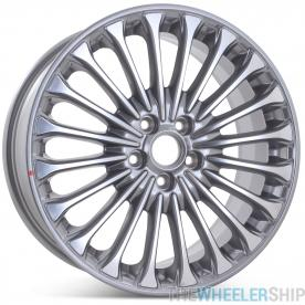 "New 18"" x 8"" Alloy Replacement  Wheel for Ford Fusion 2013 2014 2015 2016 Rim 3961"