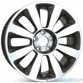 "New 18"" x 7.5"" Alloy Replacement Wheel for Kia Optima 2011 2012 Rim 74653"