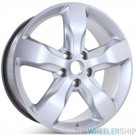 "Set of 4 New 20"" x 8"" Alloy Replacement Wheel for Jeep Grand Cherokee 2011 2012 2013 Rim 9107"