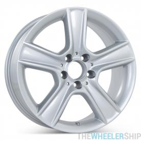 "17"" x 7.5"" Replacement Front Wheel for Mercedes C300 C350 2010-11 Rim 85099 Open Box"