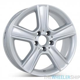 "17"" x 8.5"" Alloy Replacement Rear Wheel for Mercedes C300 C350 2010 2011 Rim 85100 Open Box"