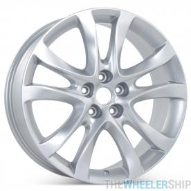 "19"" x 7.5"" Alloy Replacement Wheel for Mazda 6 2014 2015 2016 2017 Rim 64958 Open Box"