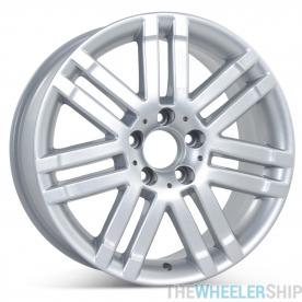 "17"" x 8.5"" Replacement Rear Wheel for Mercedes C300 2008-2009 Rim 65523 Open Box"