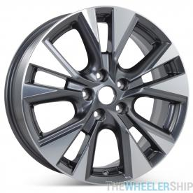 "New 18"" x 7.5"" Alloy Replacement Wheel for Nissan Murano  2015 2016 2017 Rim 62706"