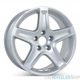 "17"" x 8"" Alloy Replacement Wheel for Acura TL 2005 2006 Rim 71749 Open Box"