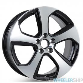 "Set of 4 New New 18"" x 7.5"" Wheel for Volkswagen GTI Golf 2014 2015 2016 Rim 69980"