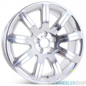 "Brand New 19"" x 8"" Ford Flex 2008 2009 2010 2011 2012 Factory OEM Wheel Polished  Rim 3768"