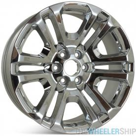 "New 22"" Alloy Replacement Wheel for GMC Yukon Denali 2017 2018 Rim 4741"