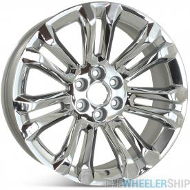 "New 22"" Alloy Replacement Wheel for Cadillac Escalade 2018 2019 Rim 5666"