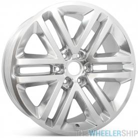 "New 22"" x 9.5"" Alloy Replacement  Wheel for Ford Expedition 2015 2016 2017 Rim 3993"