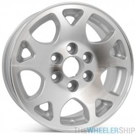 "New 17"" Alloy Replacement Wheel for Chevrolet Suburban 1500 2001 2002 2003 2004 2005 2006 Rim 5117"