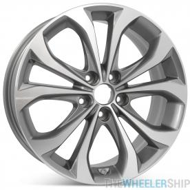 "New 18"" x 7.5"" Alloy Replacement Wheel for Hyundai Sonata 2013 2014 Rim 70843"