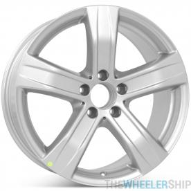 "New 18"" Alloy Replacement Wheel for Mercedes S-Class S550 S600 CL550 2010 2011 2012 2013 2014 Rim 85121"