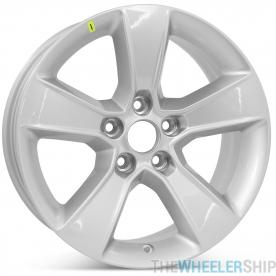 "Brand New 17"" x 7"" Dodge Charger  2011 2012 2013 2014 Factory OEM Wheel Silver Rim 2405"