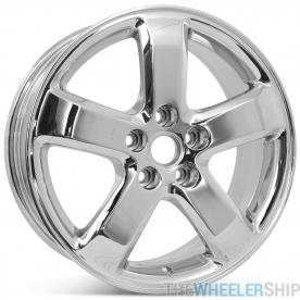 "New 17"" Alloy Replacement Wheel for Pontiac G6 2005 2006 2007 2008 2009 Chevy Malibu 2008 Rim 6625"