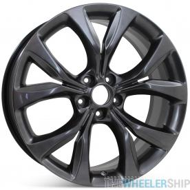 "New 19"" x 8"" Alloy Replacement Wheel for Chrysler 200 2015 2016 2017 Rim 2517"