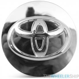 OE Genuine Toyota Venza 2009 2010 2011 2012 2013 2014 2015 Sienna Chrome Center Cap 42603-08020