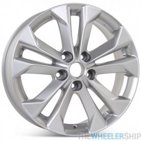 "New 17"" x 7"" Alloy Replacement Wheel for Nissan Rogue  2014 2015 2016 Rim 62617"